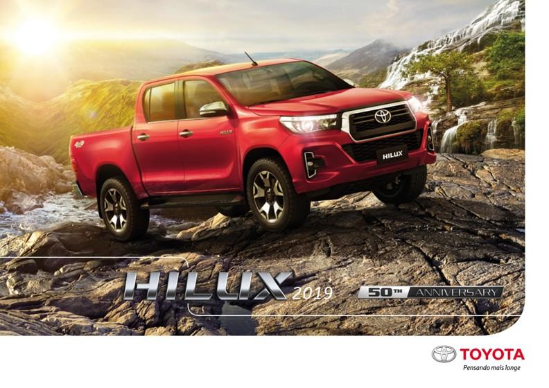 Promoções Toyota, Santa Cruz Do Sul   Hilux 2019
